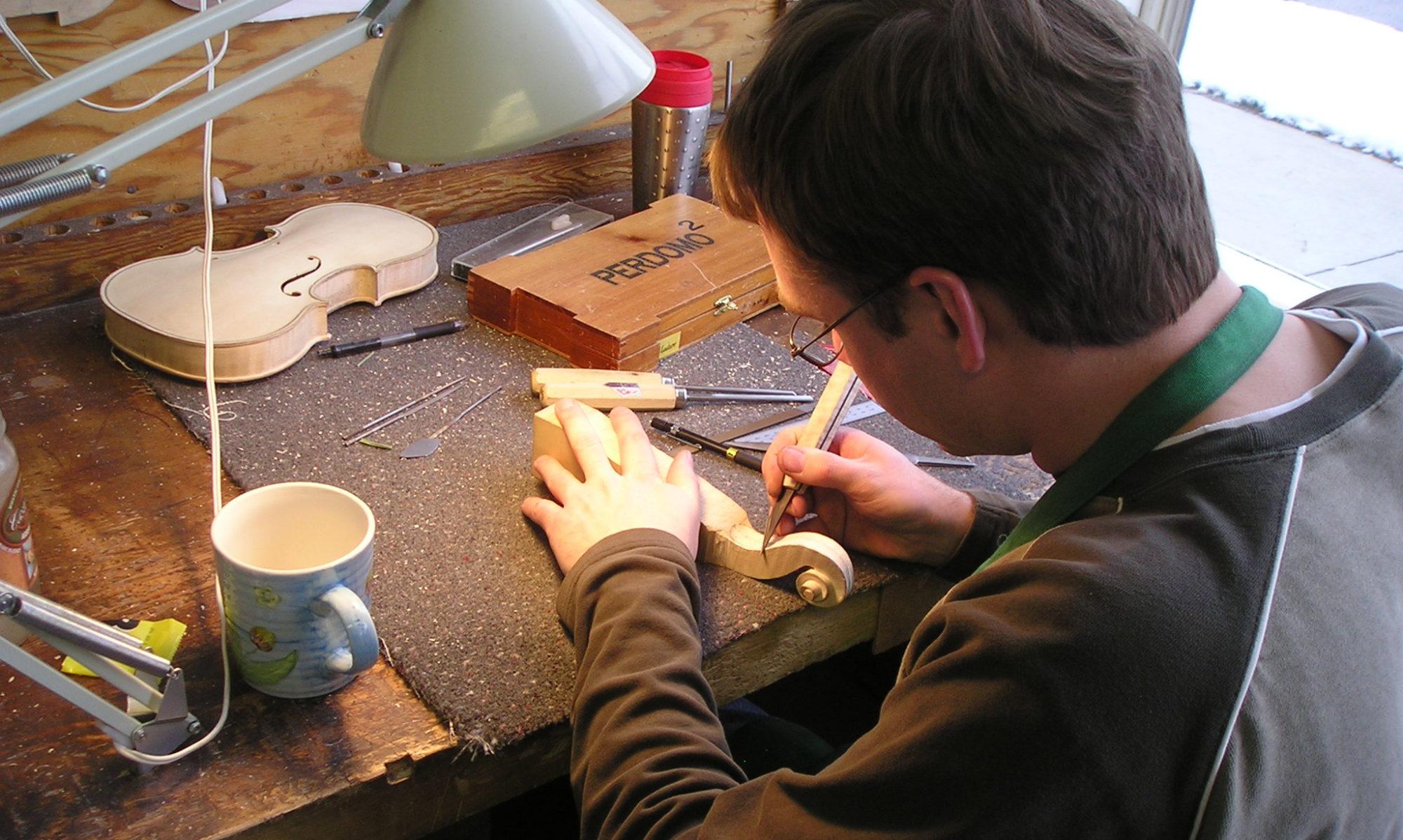 Pier Bergeron Luthier